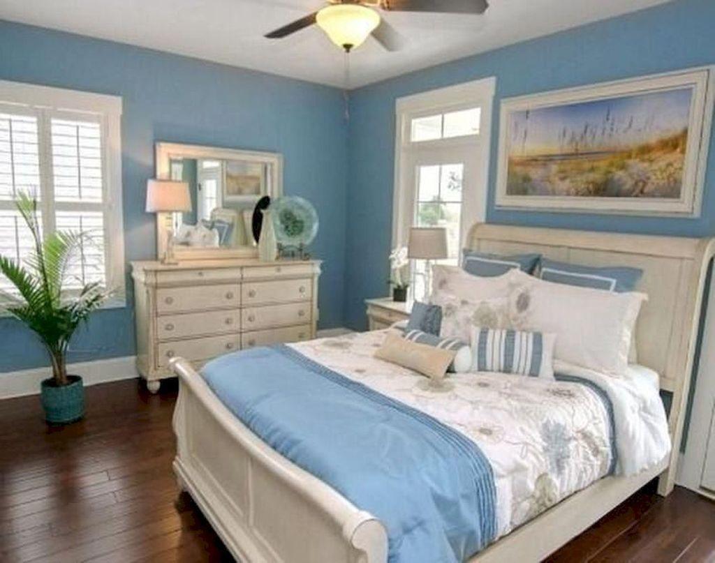 Wonderful Modern Coastal Bedroom Decoration Ideas 03