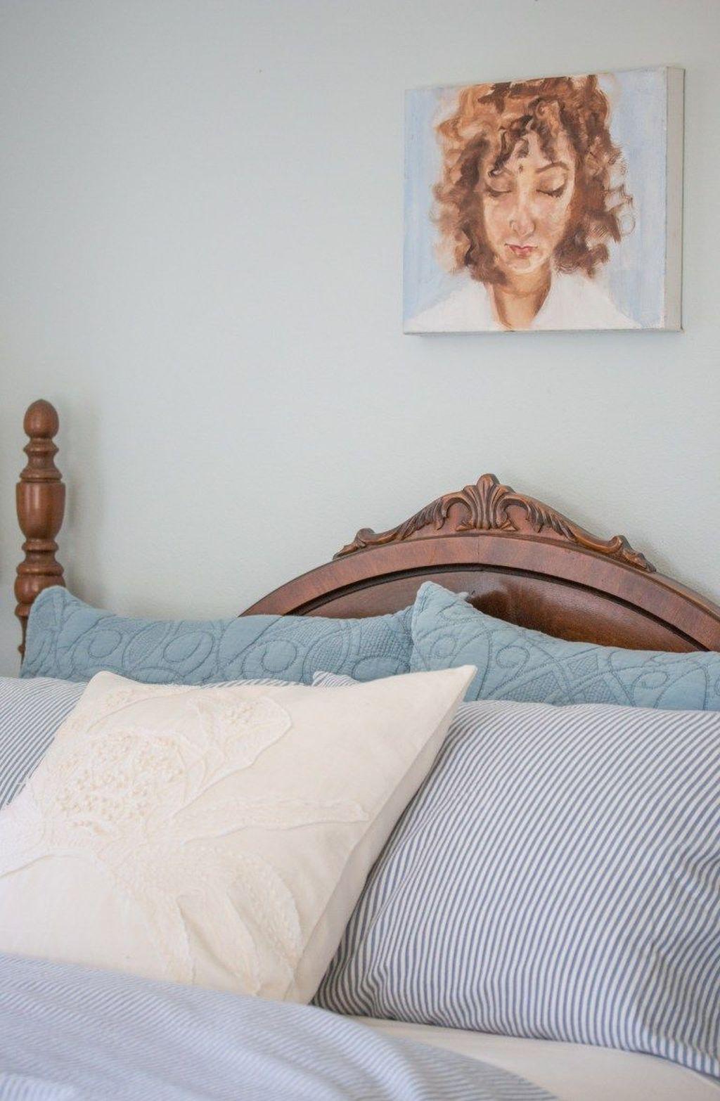 Wonderful Modern Coastal Bedroom Decoration Ideas 23