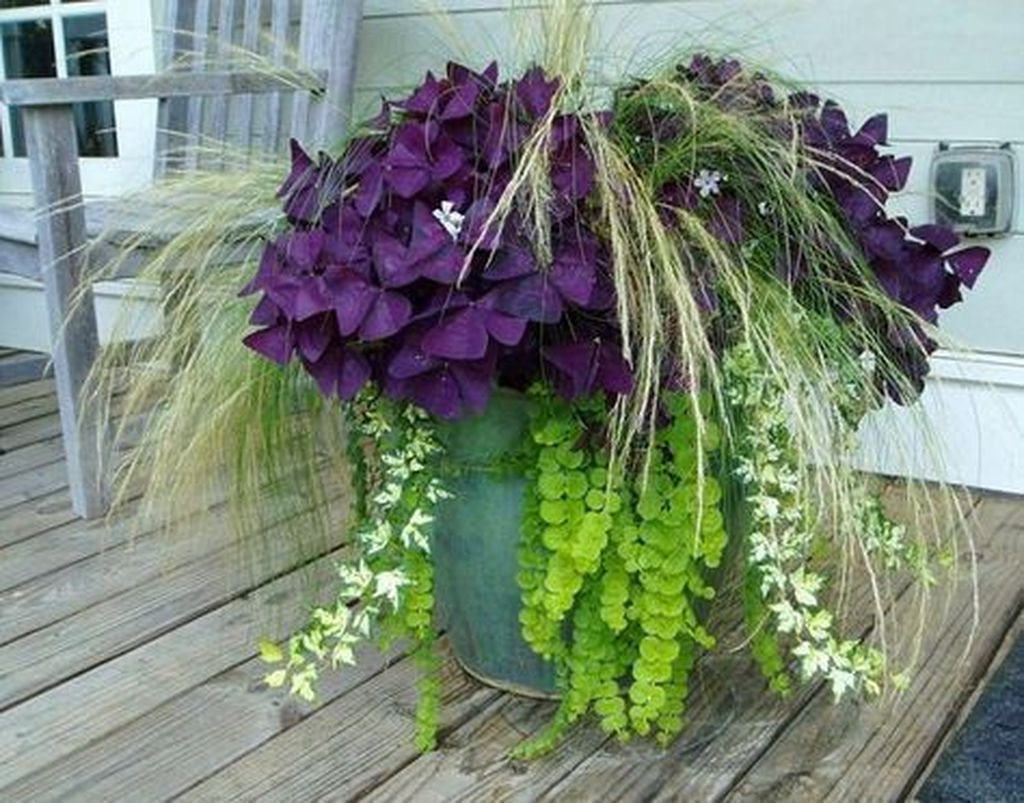 Amazing Fall Planter Ideas Best For Front Porches 11