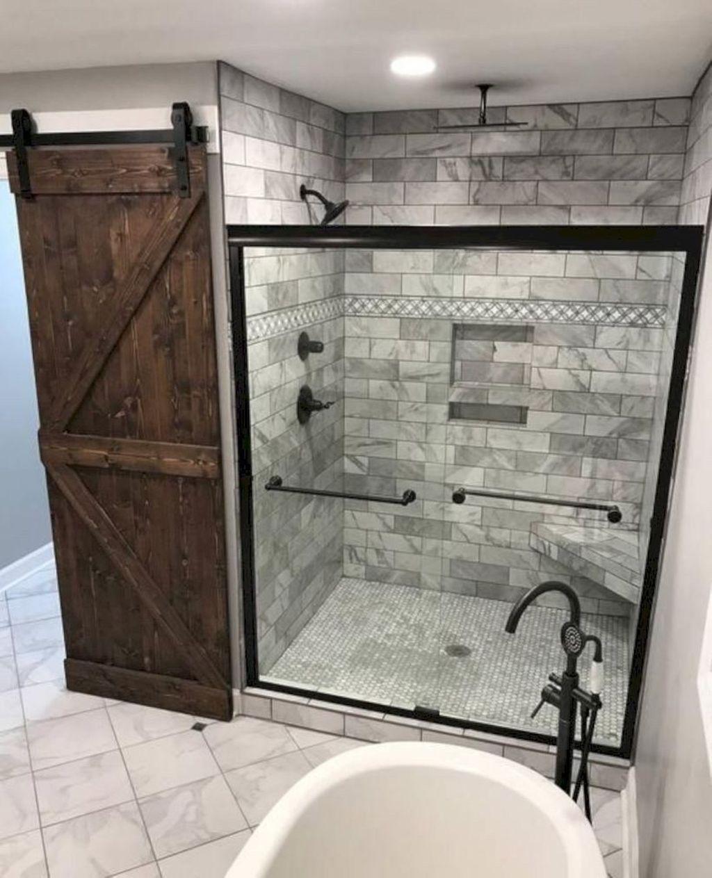 Amazing Rustic Barn Bathroom Decor Ideas 04