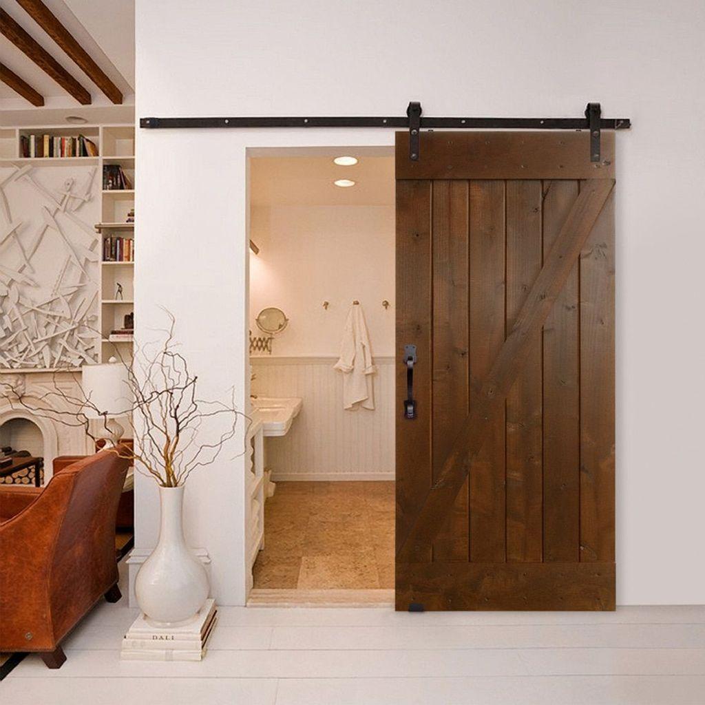 Amazing Rustic Barn Bathroom Decor Ideas 25