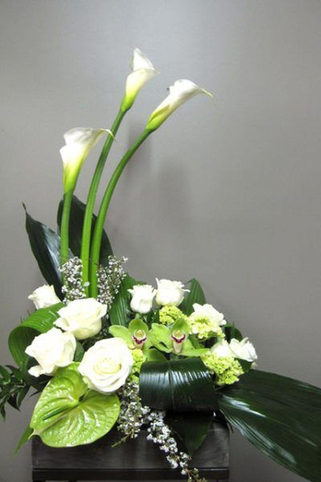 Amazing Unique Flower Arrangements Ideas For Your Home Decor 33