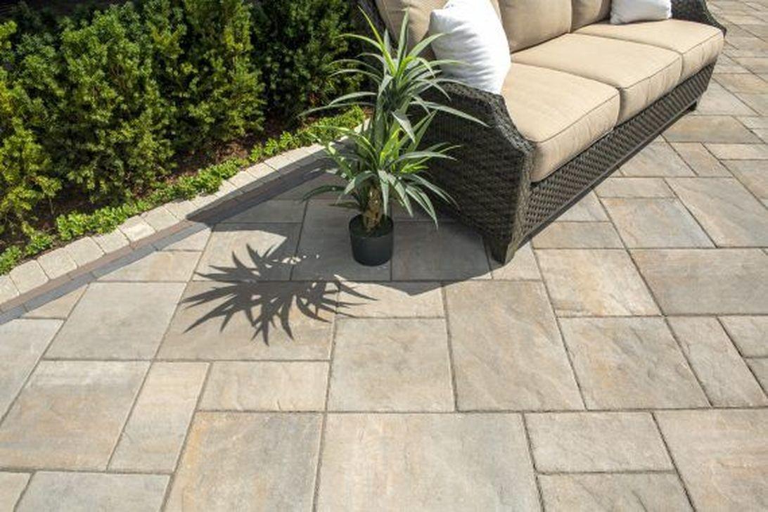 Awesome Flagstone Patio Design Ideas 01