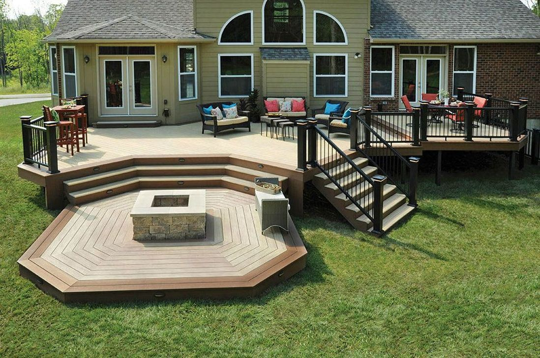 Awesome Outstanding Backyards Design Ideas 01