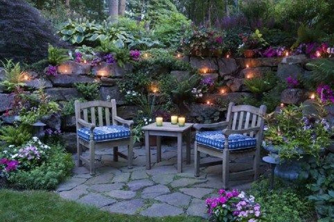 Awesome Outstanding Backyards Design Ideas 16