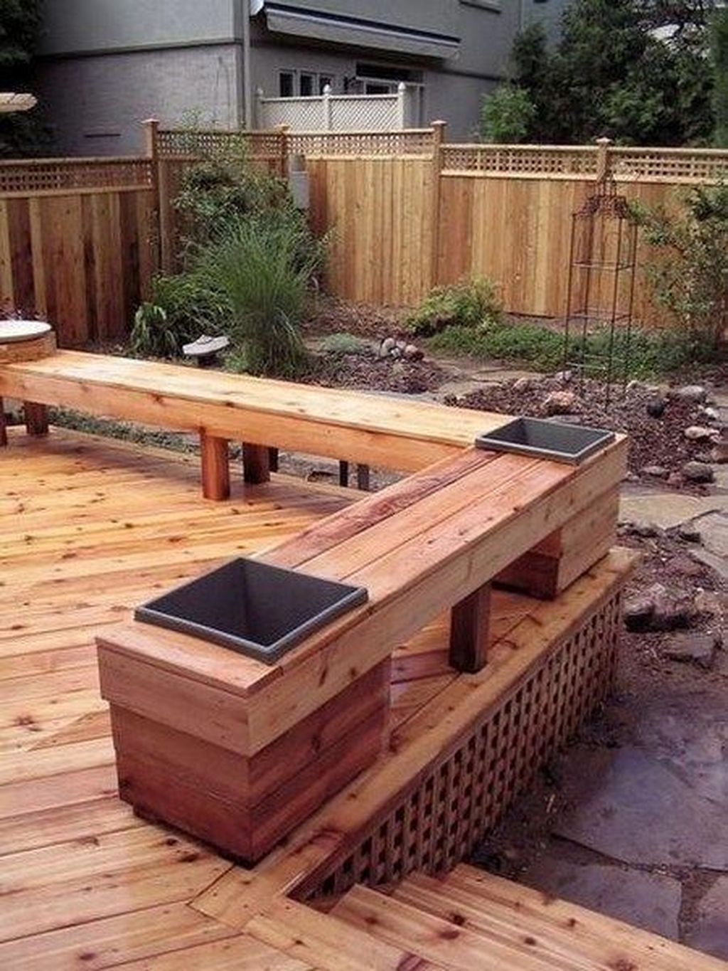 Awesome Outstanding Backyards Design Ideas 18