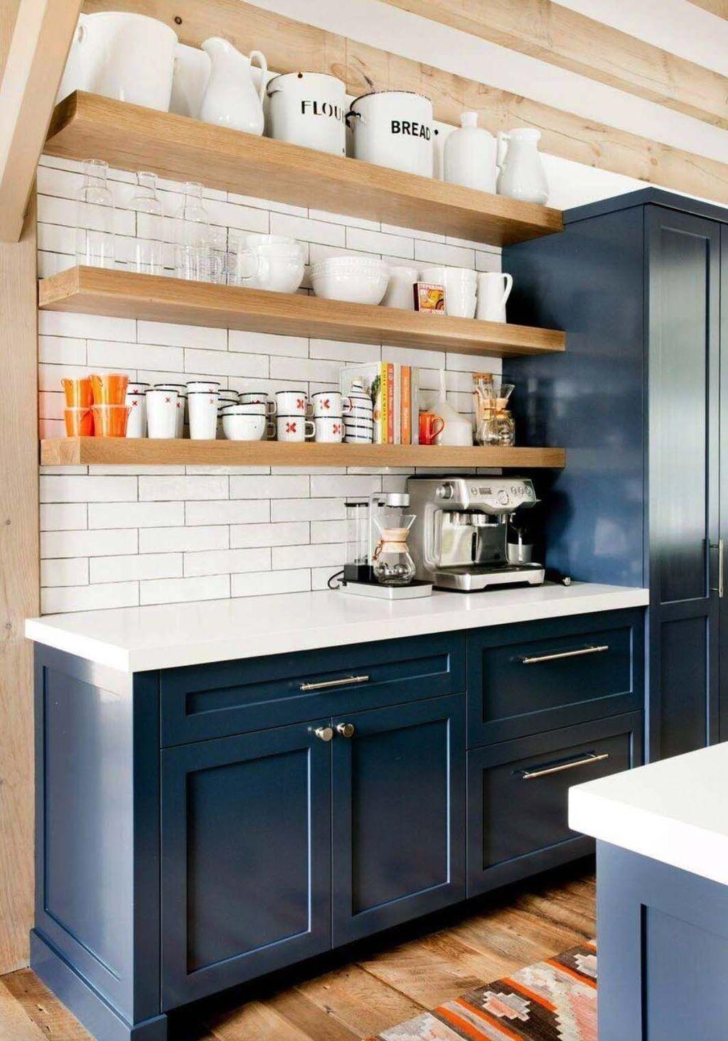 Awesome Retro Kitchen Design Ideas 13