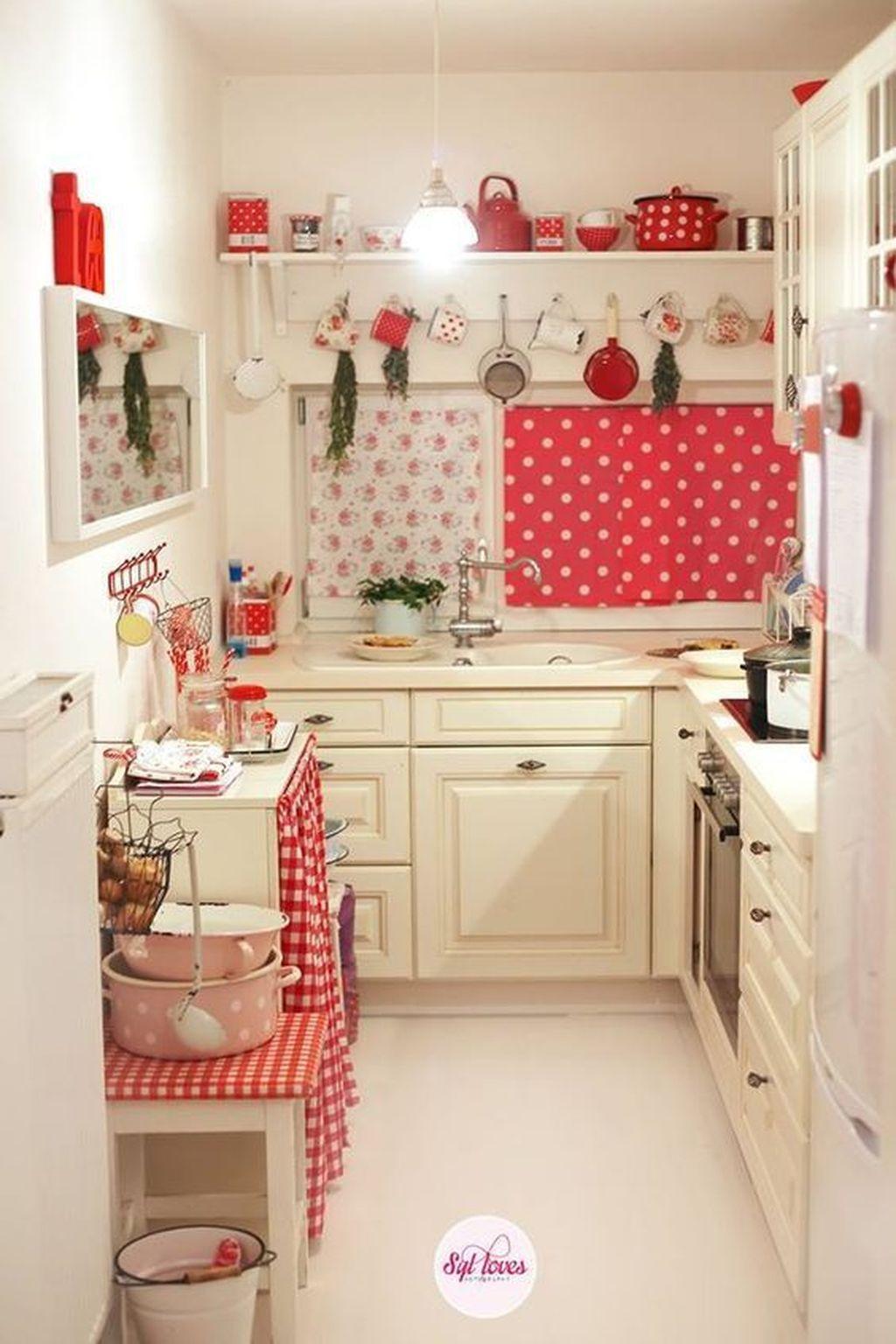 Awesome Retro Kitchen Design Ideas 19