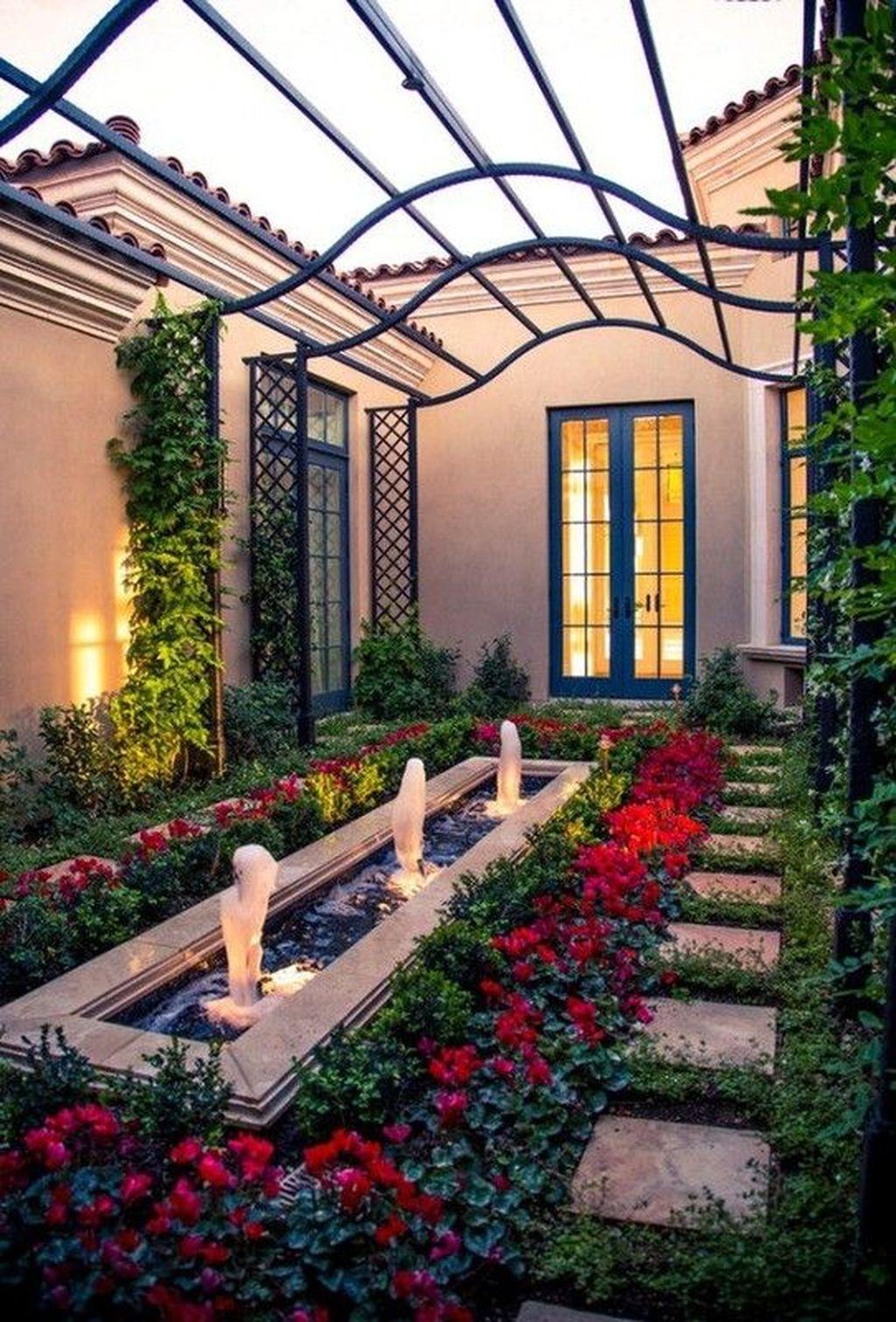 Beautiful Garden Landscaping Ideas 34
