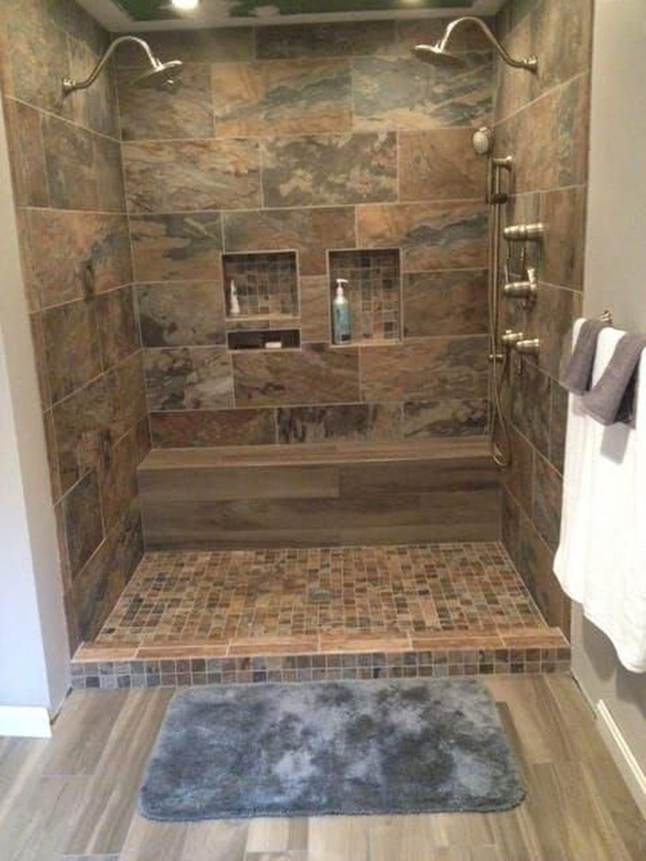 Beautiful Master Bathroom Design Ideas 08