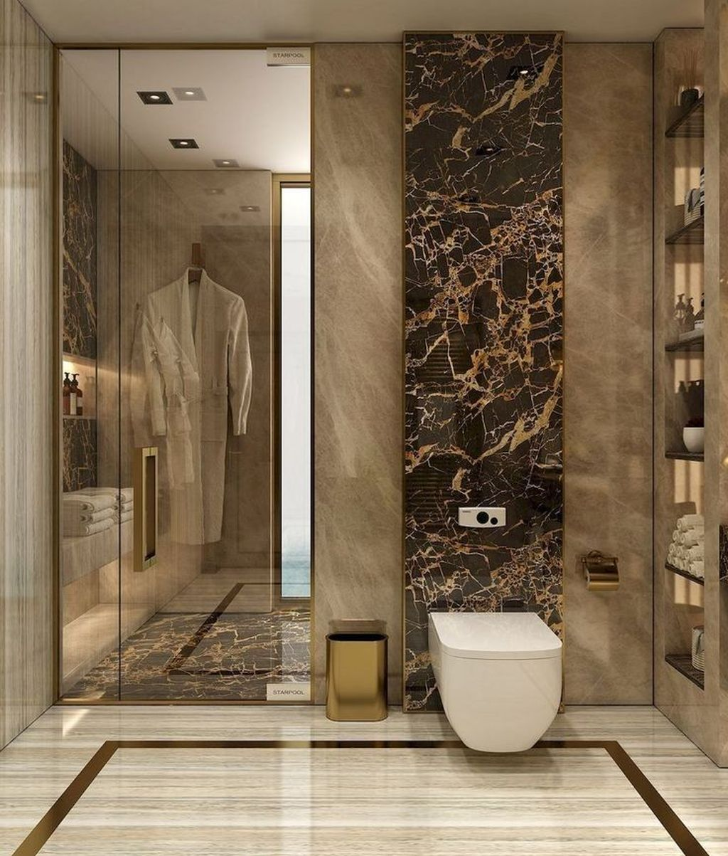 Beautiful Master Bathroom Design Ideas 10