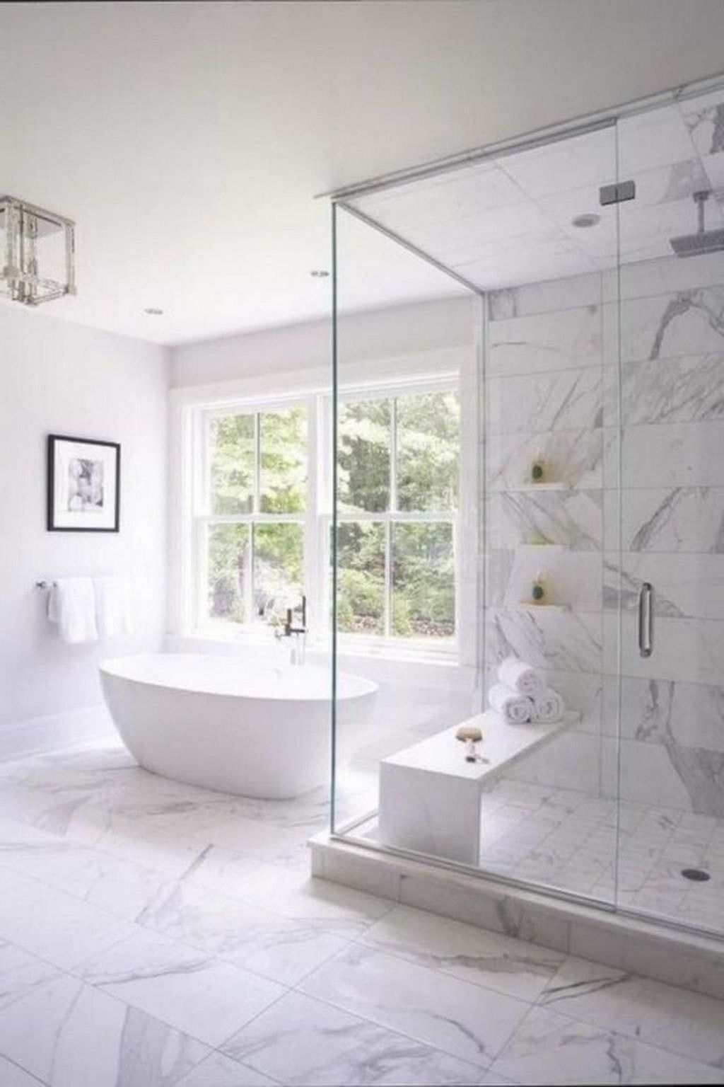 Beautiful Master Bathroom Design Ideas 20