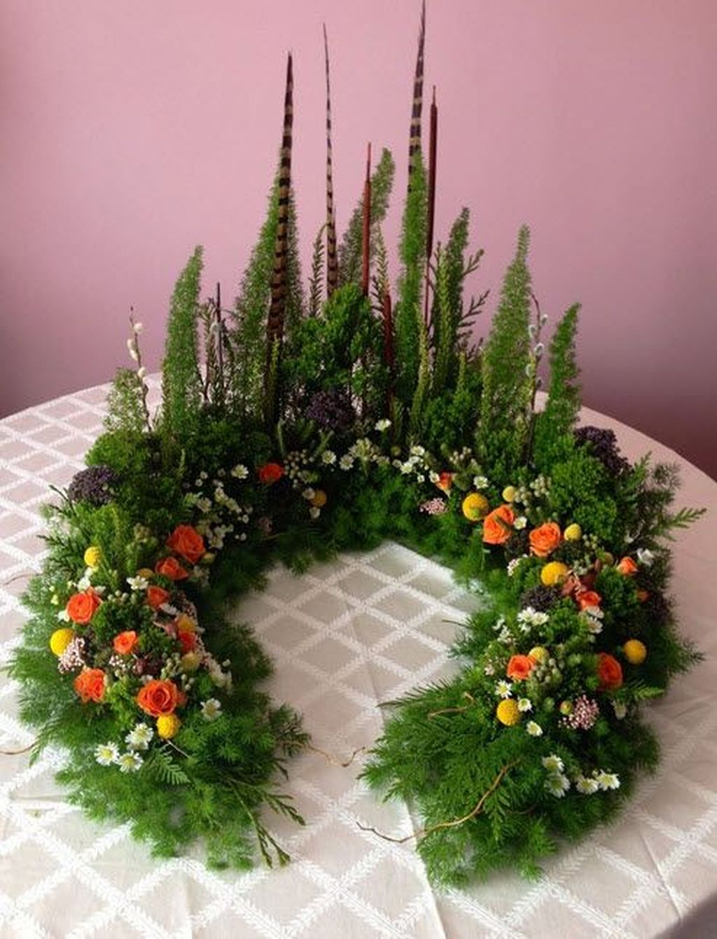 Beautiful Modern Flower Arrangements Design Ideas 14