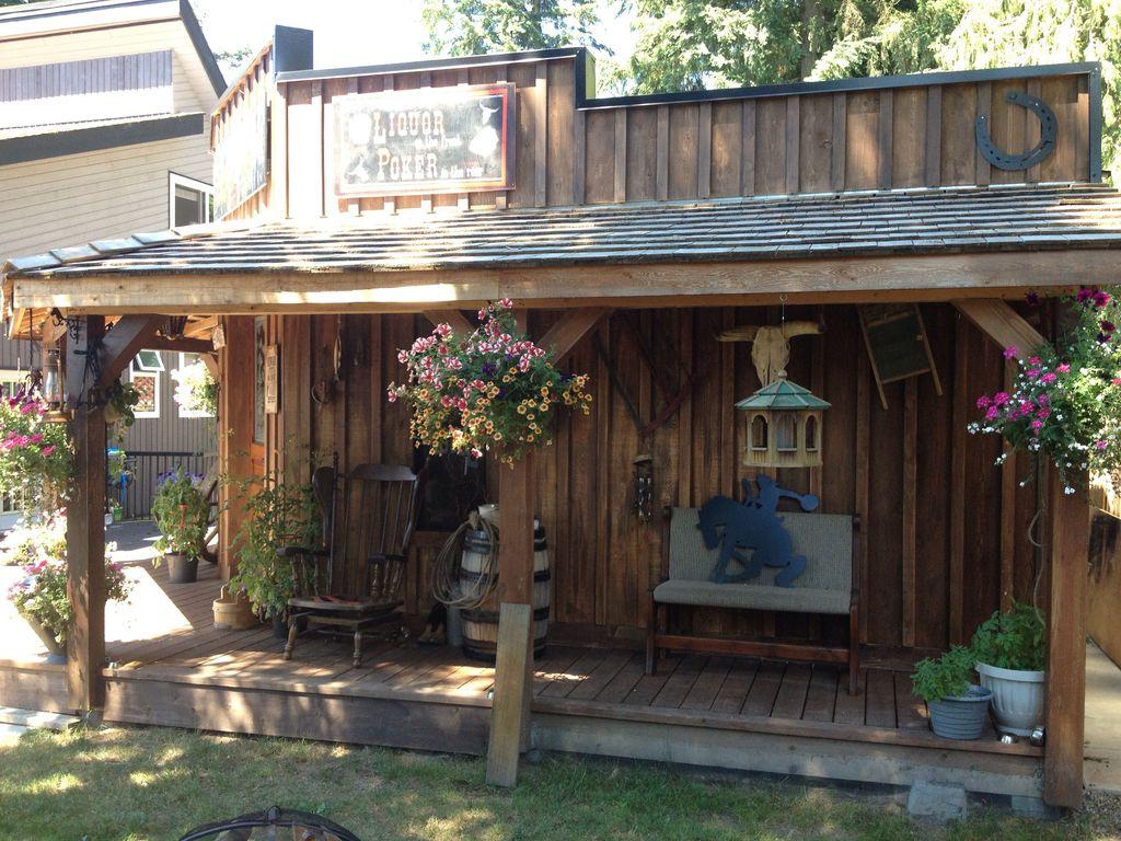 Fabulous Backyard Design Ideas With Western Style 17