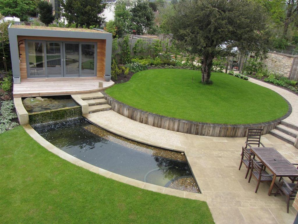 Fabulous Backyard Design Ideas With Western Style 25