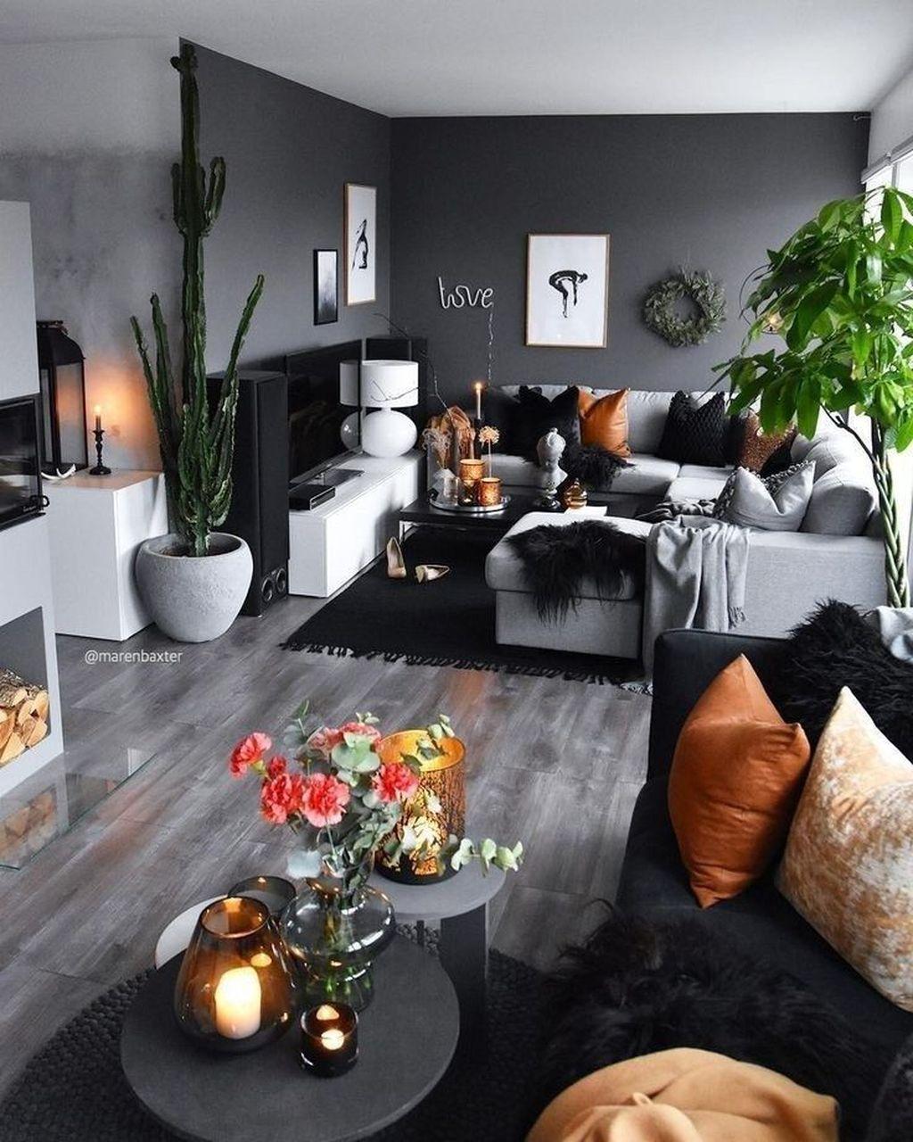 Fabulous Colorful Apartment Decor Ideas 01