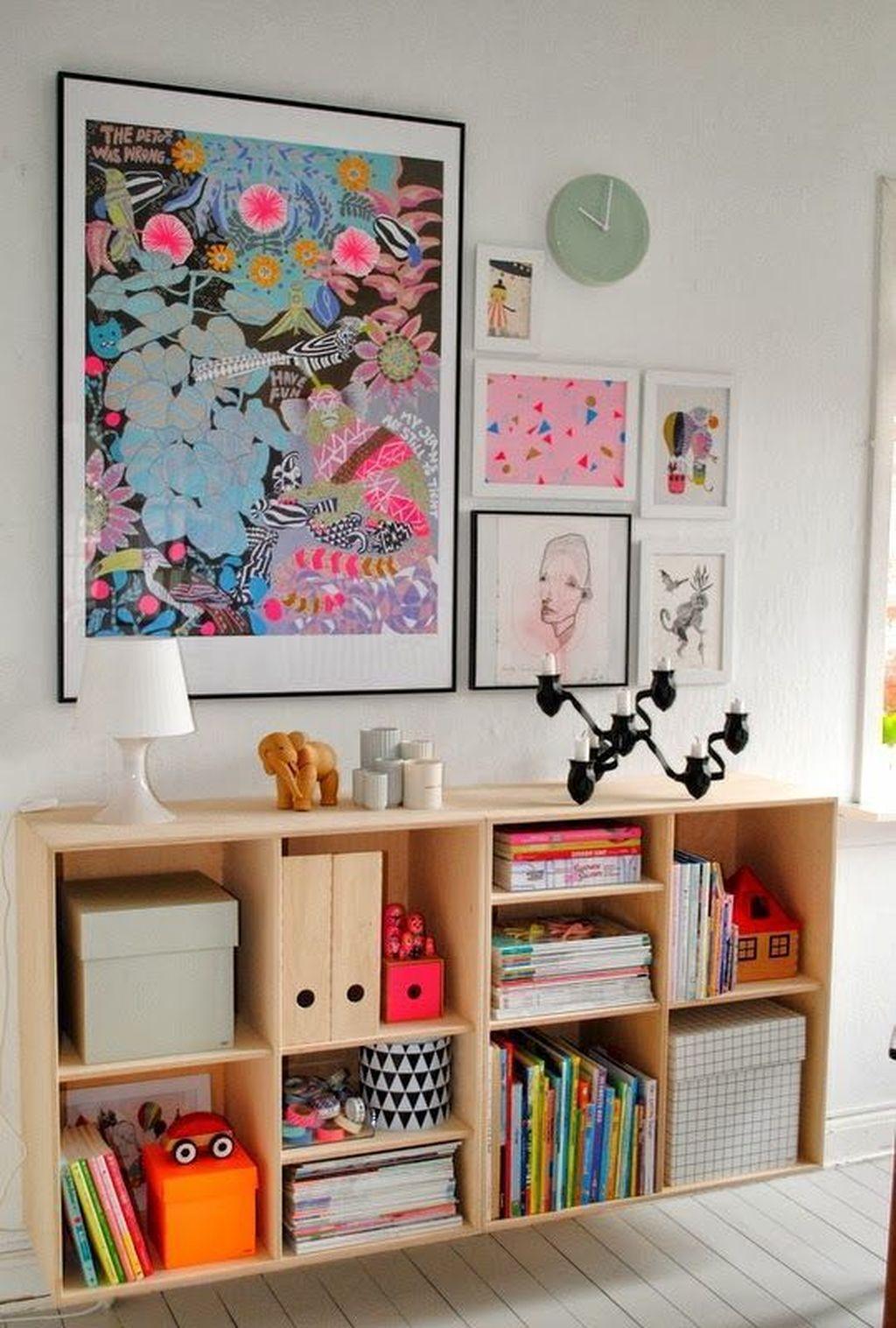 Fabulous Colorful Apartment Decor Ideas 06