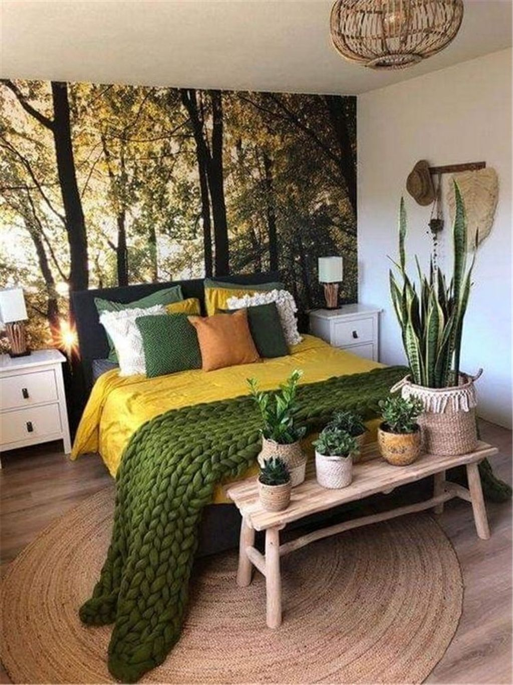 Fabulous Colorful Apartment Decor Ideas 12