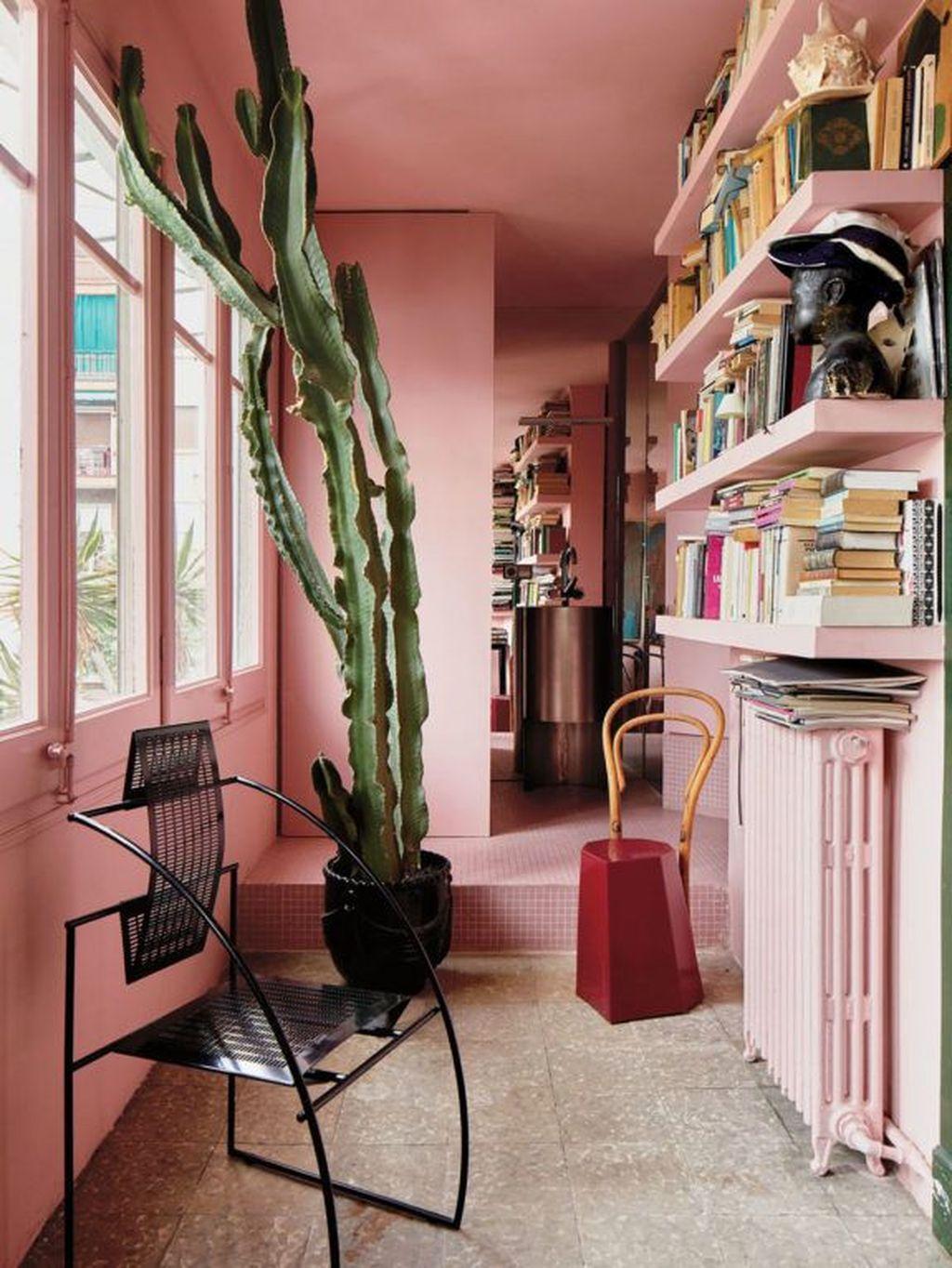 Fabulous Colorful Apartment Decor Ideas 24