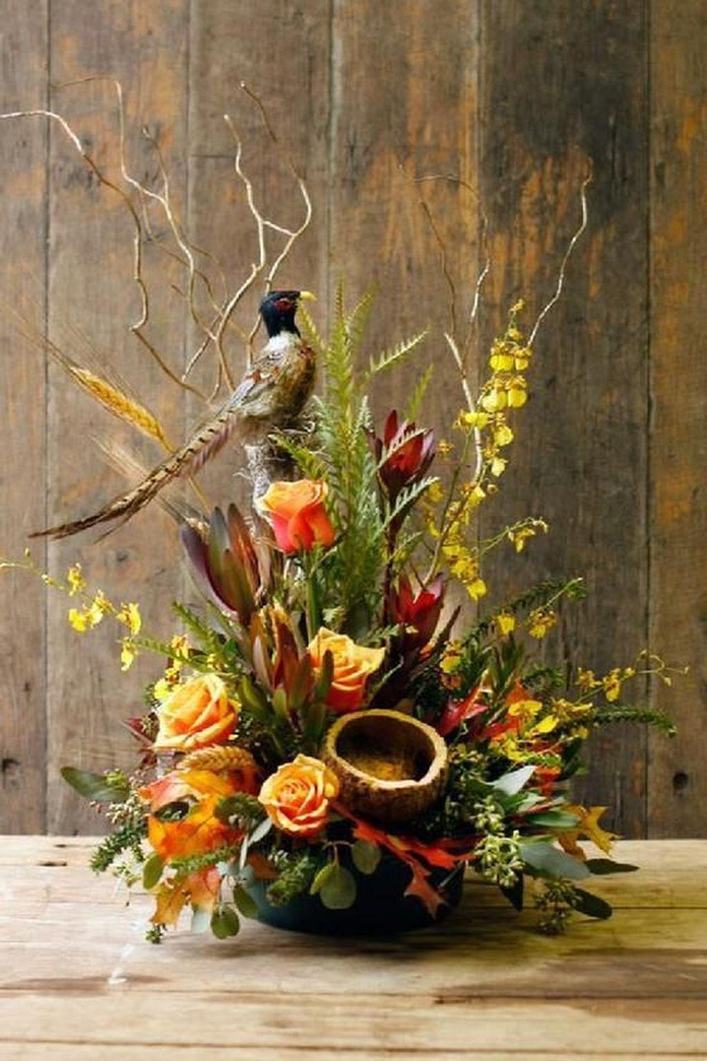 Fabulous Floral Arrangements Design Ideas 19