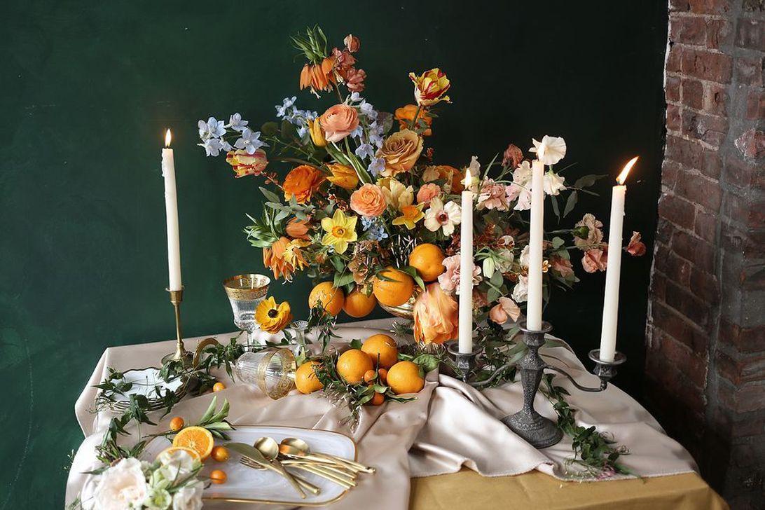 Fabulous Floral Arrangements Design Ideas 35