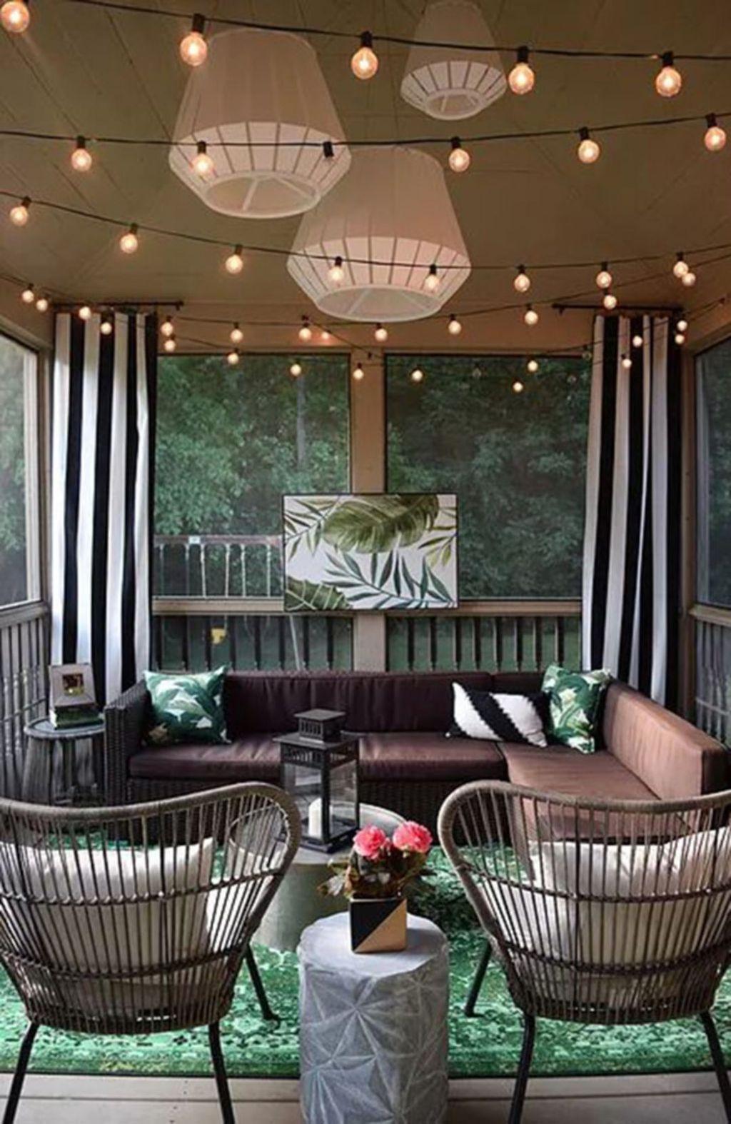 Fabulous Porch Design Ideas 28