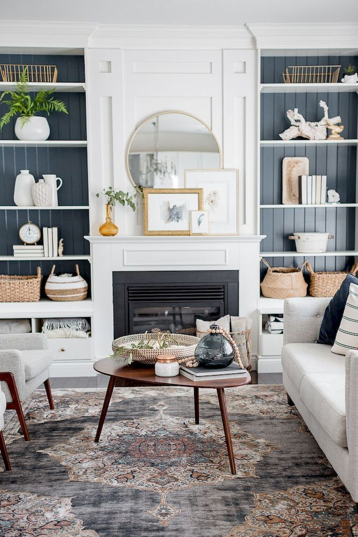 Fabulous Summer Living Room Decor Ideas 08
