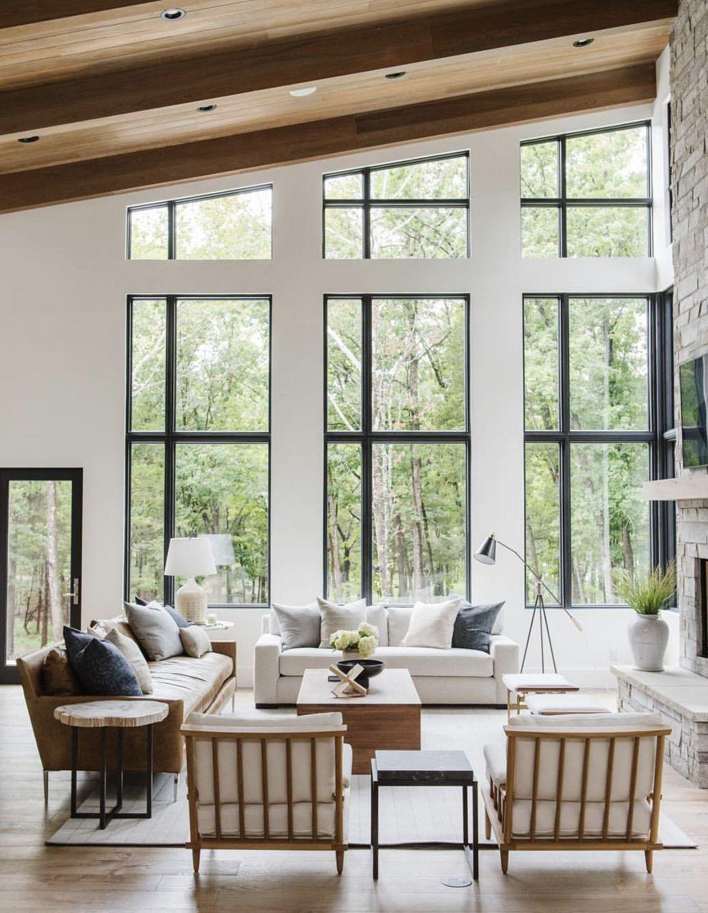 Fabulous Summer Living Room Decor Ideas 17