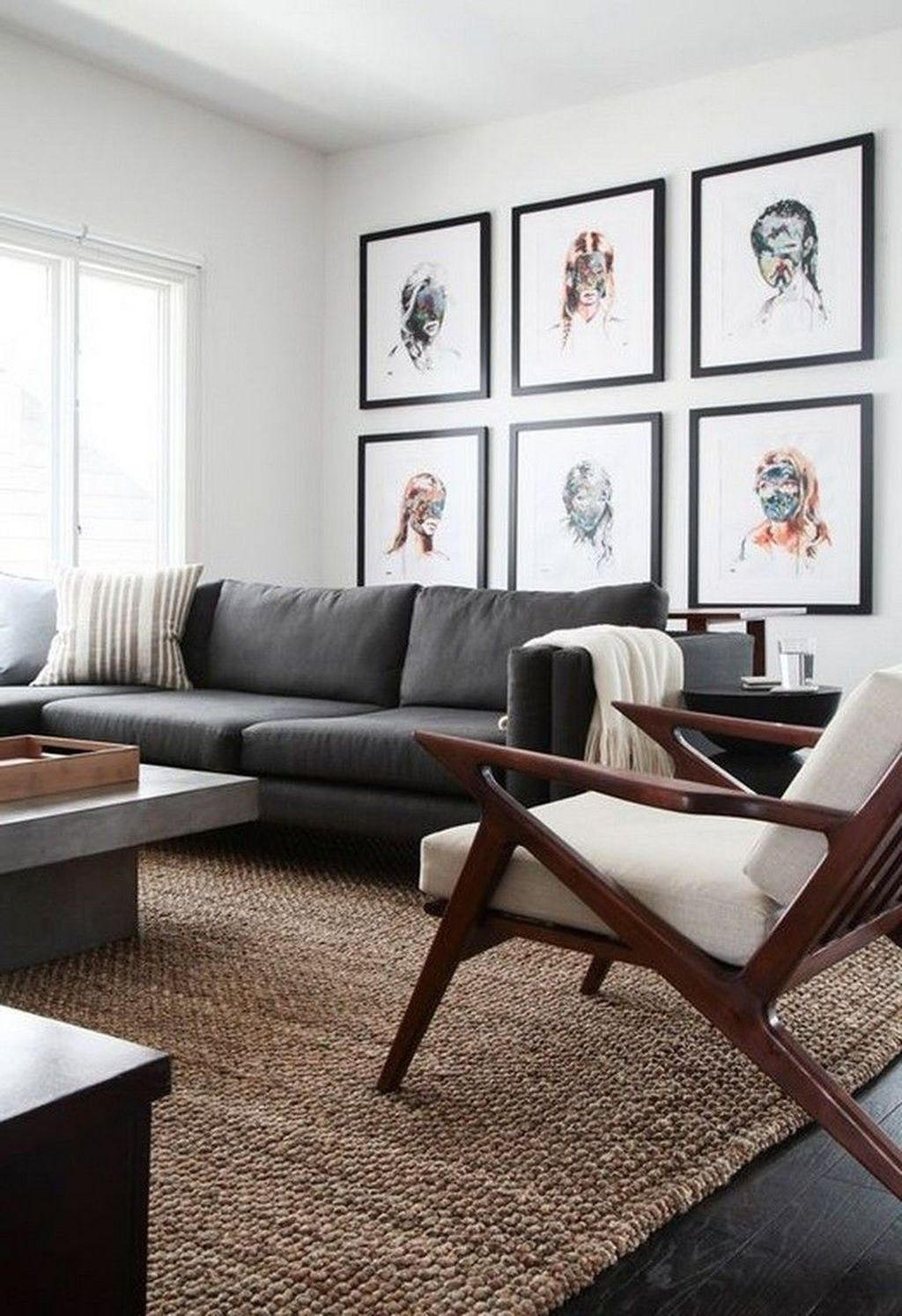 Gorgeous Comfy Chairs Design Ideas For Cozy Living Room 25