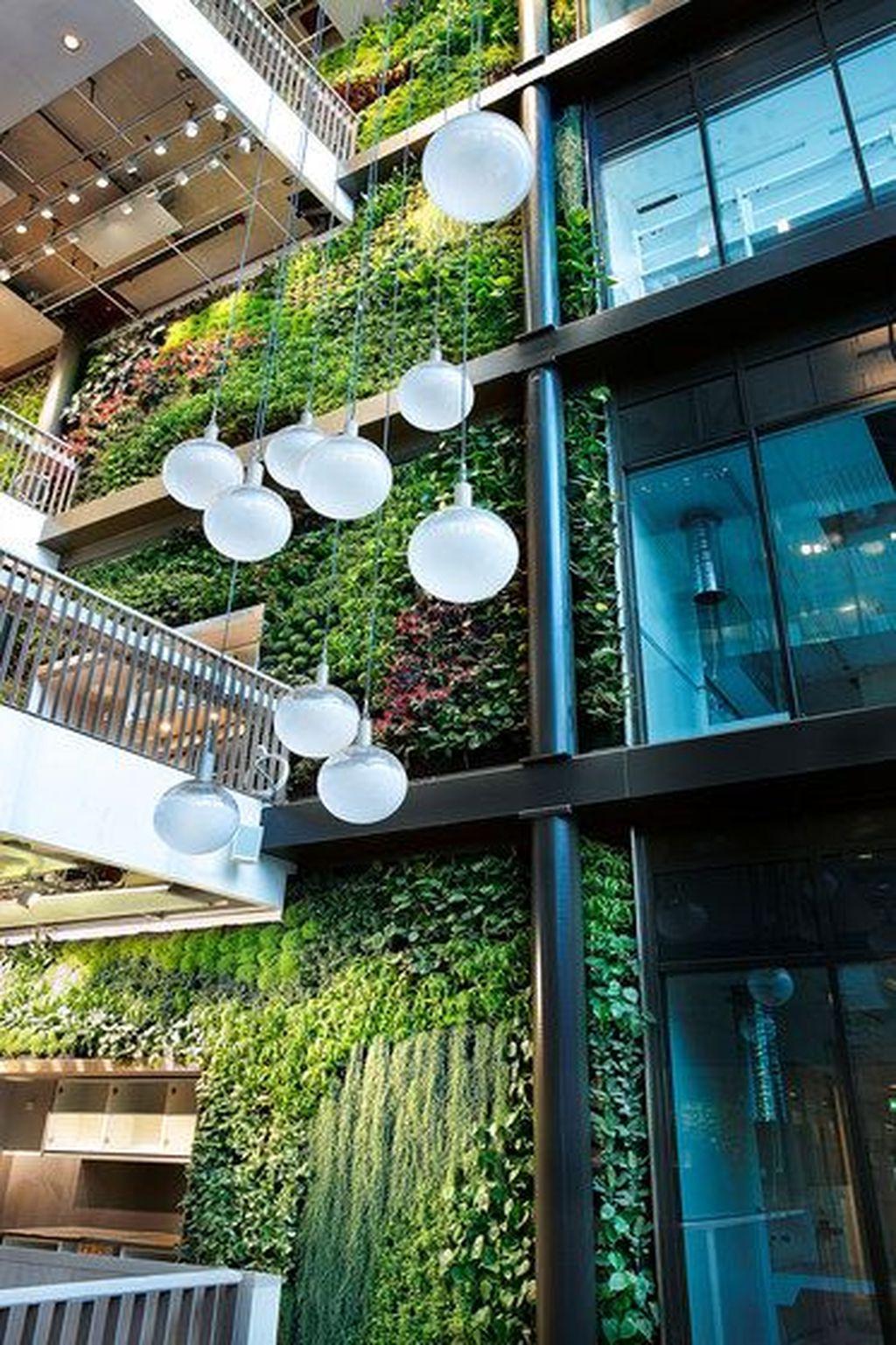 Gorgeous Vertical Garden Ideas Wall Decor 13