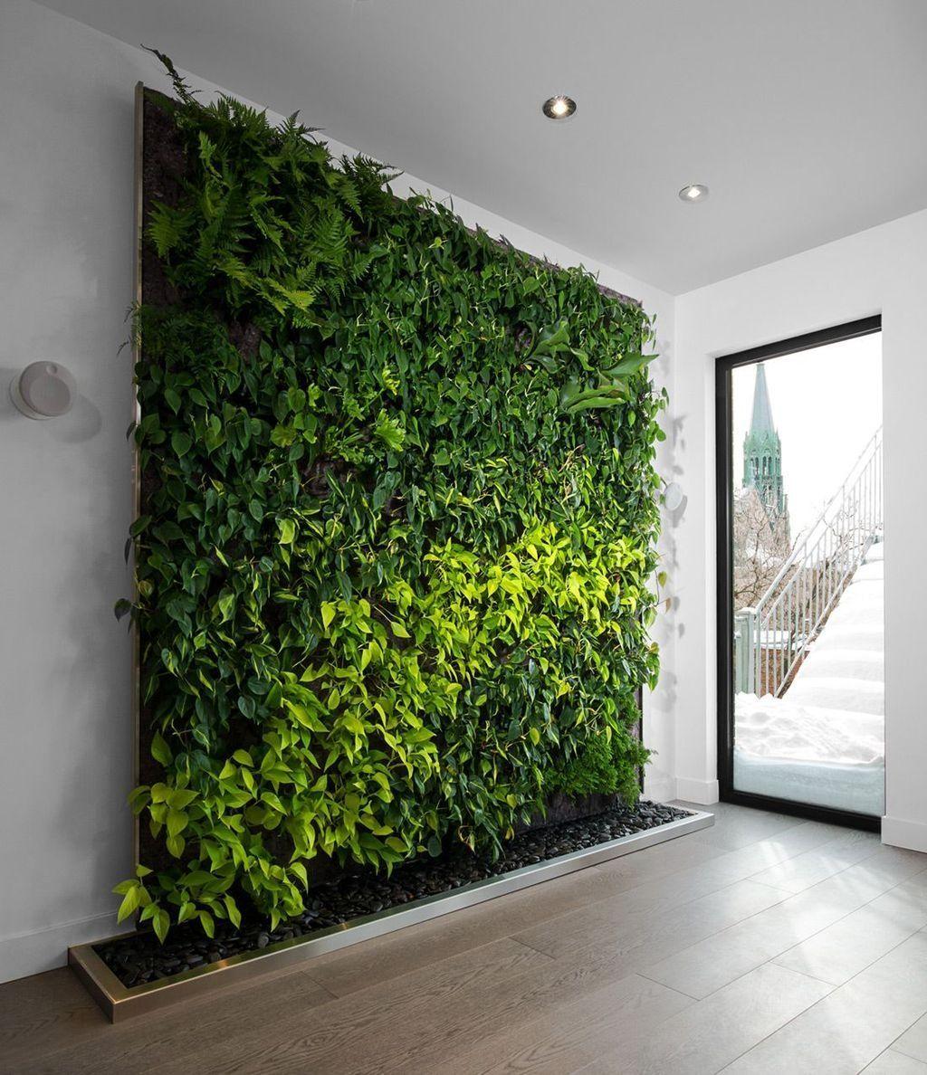 Gorgeous Vertical Garden Ideas Wall Decor 30
