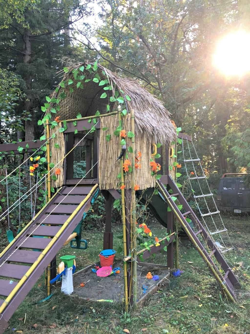 Incredible Magical Backyard Design Ideas For Your Kids 10