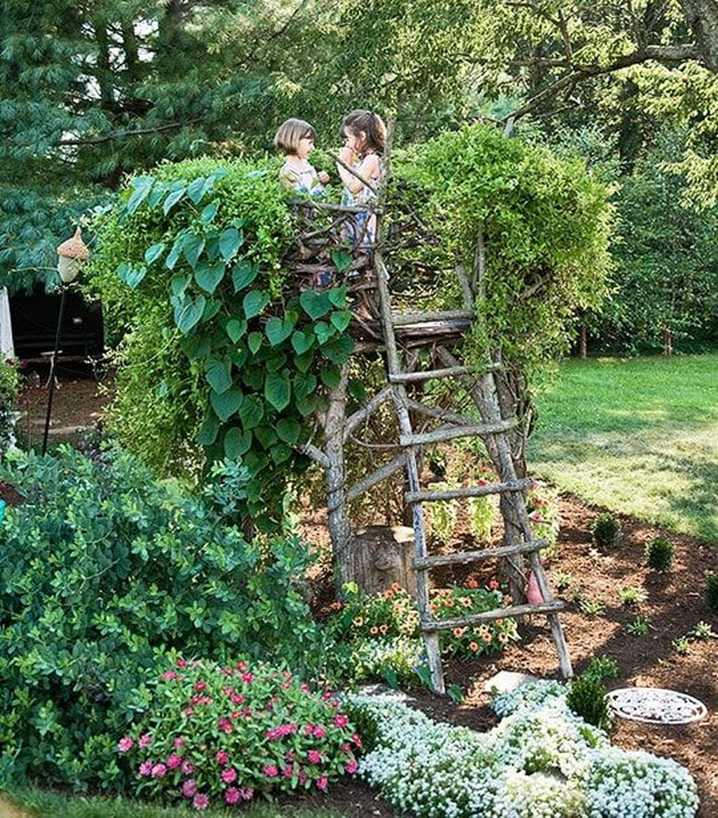 Incredible Magical Backyard Design Ideas For Your Kids 22