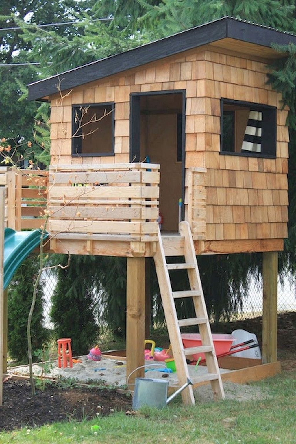 Incredible Magical Backyard Design Ideas For Your Kids 27