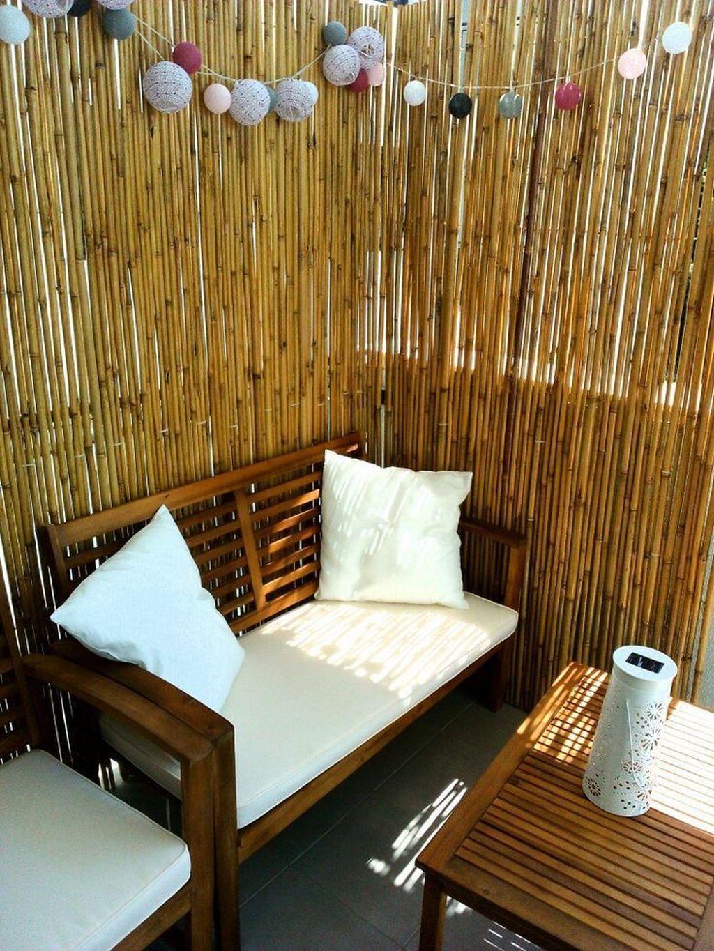 Incredible Patio Balcony Design Ideas 04