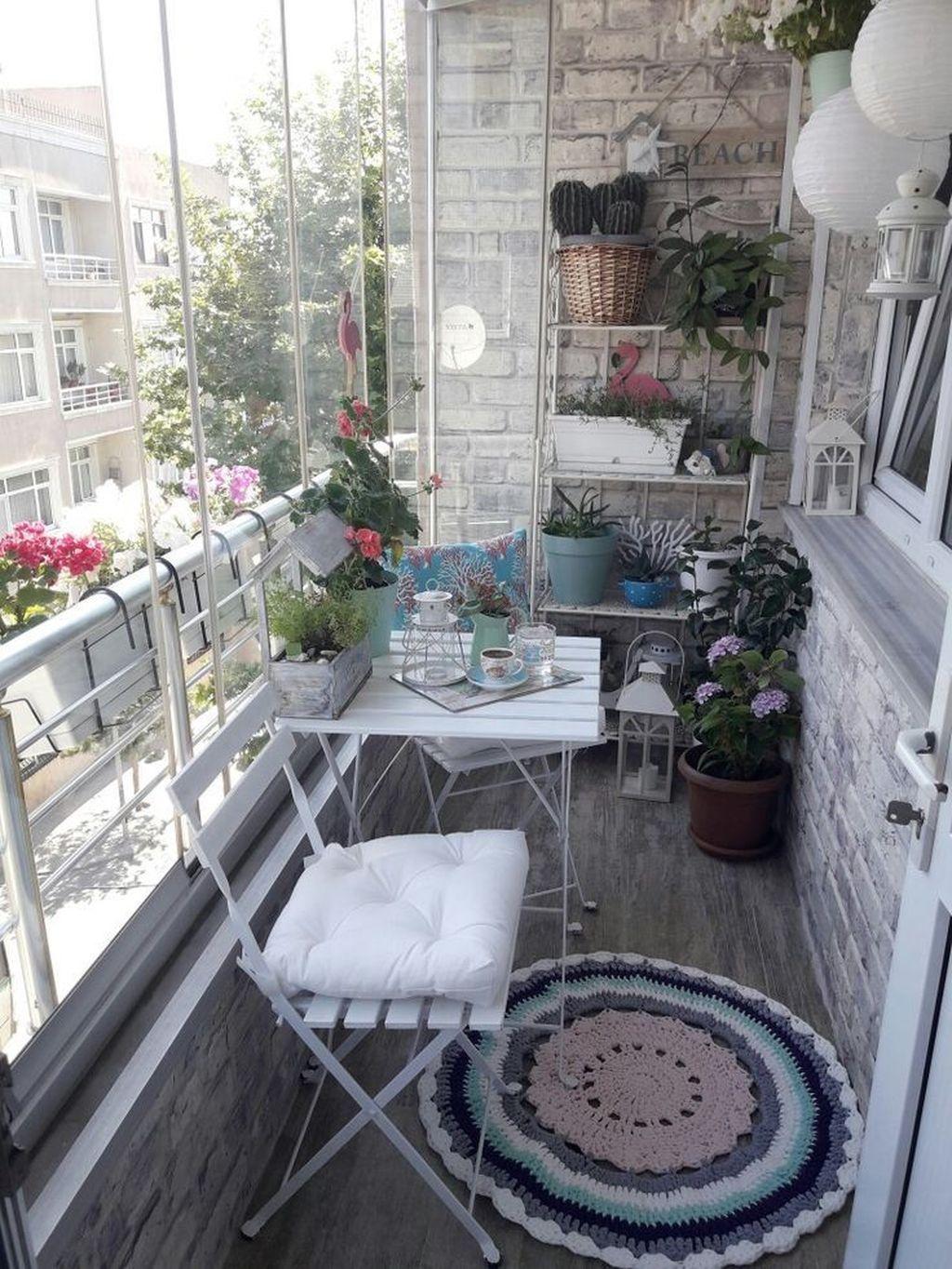 Incredible Patio Balcony Design Ideas 11