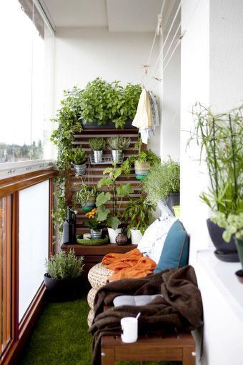 Incredible Patio Balcony Design Ideas 19