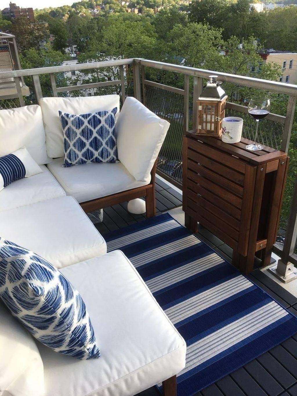Incredible Patio Balcony Design Ideas 25