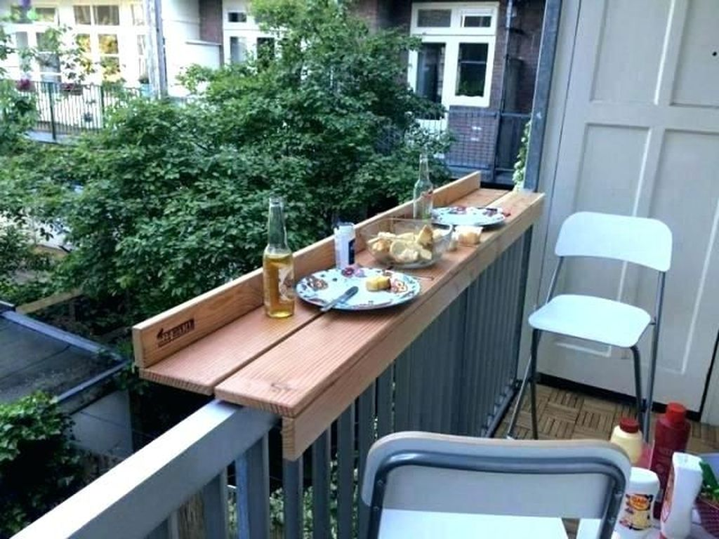 Incredible Patio Balcony Design Ideas 30