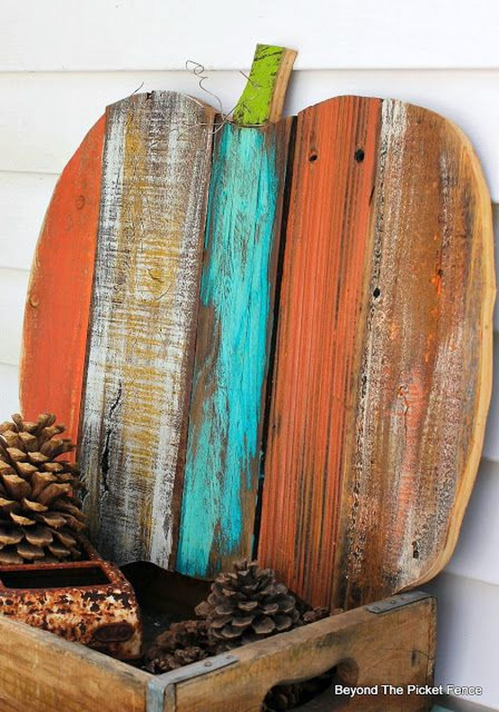 Inspiring Fall Pallet Signs Design Ideas For Your Home Decor 18