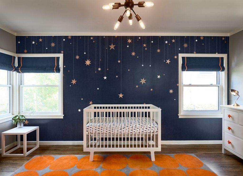 Inspiring Outer Space Bedroom Decor Ideas 31