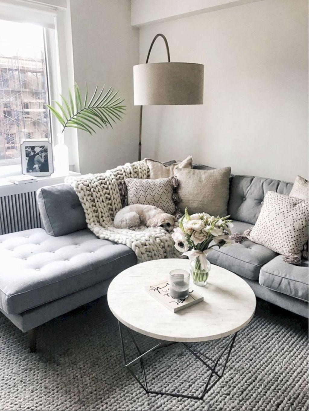 Inspiring Small Living Room Decor Ideas 07