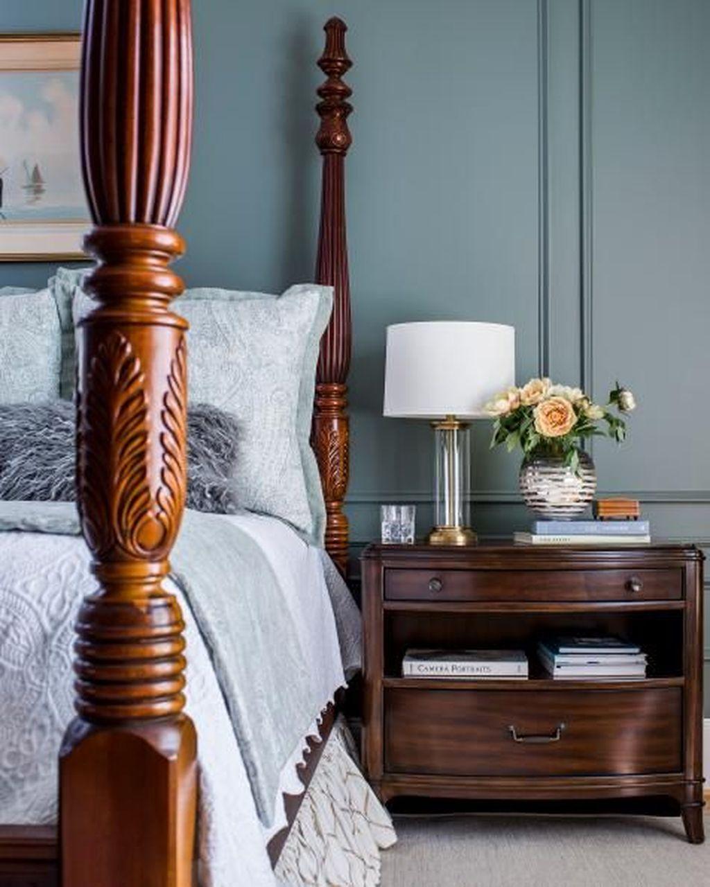 Inspiring Traditional Bedroom Decor Ideas 05