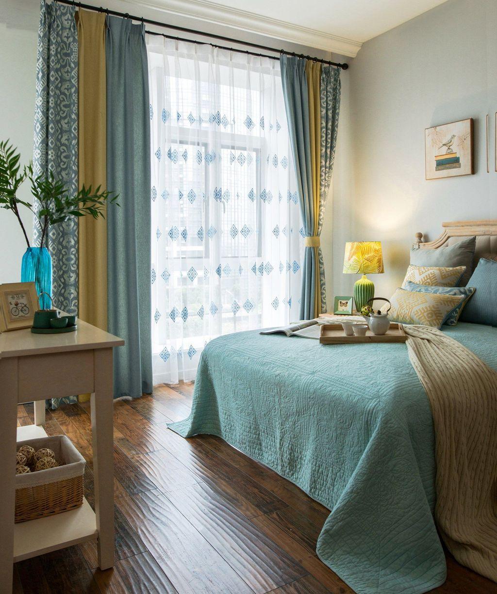 Inspiring Traditional Bedroom Decor Ideas 14