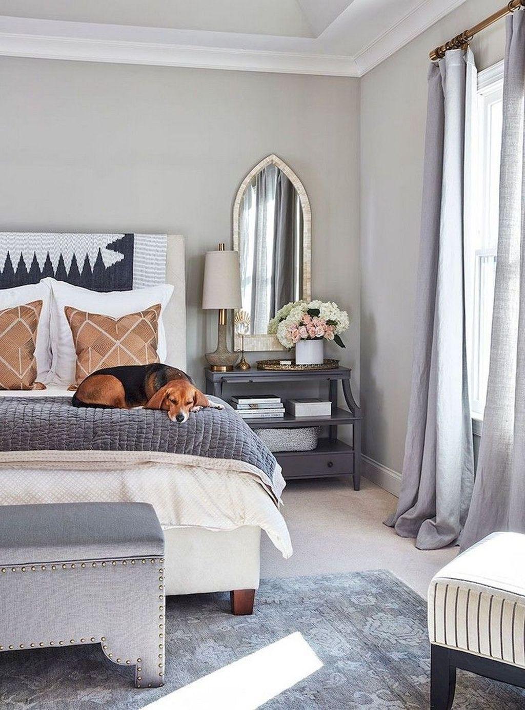 Inspiring Traditional Bedroom Decor Ideas 23
