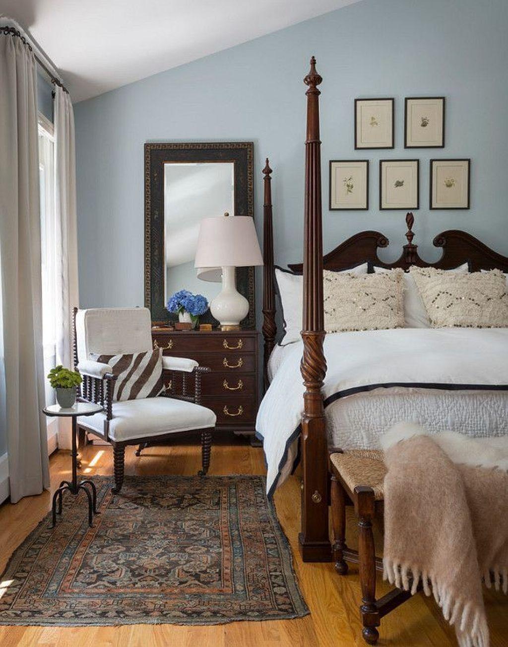 Inspiring Traditional Bedroom Decor Ideas 25