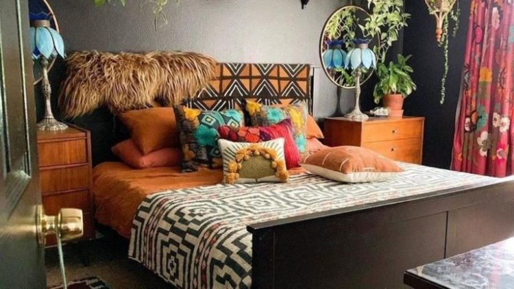 31 Lovely Eclectic Bedroom Decor Ideas Magzhouse