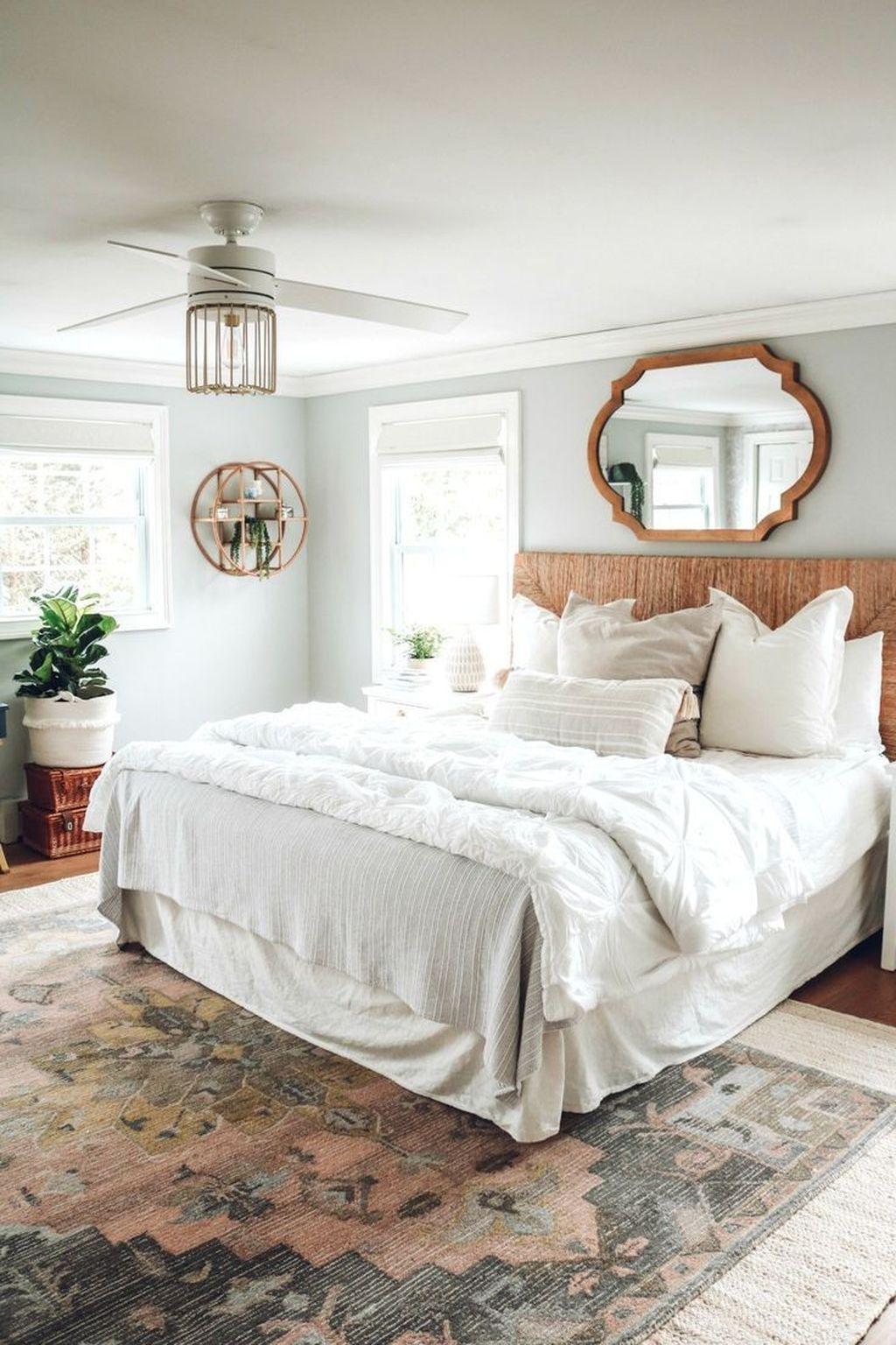 Lovely Eclectic Bedroom Decor Ideas 29