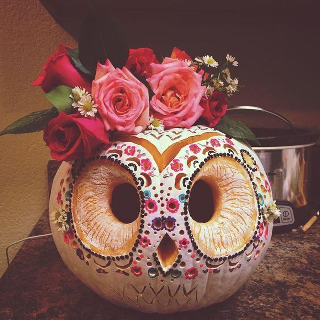 Lovely Fall Pumpkin Decor Ideas 02