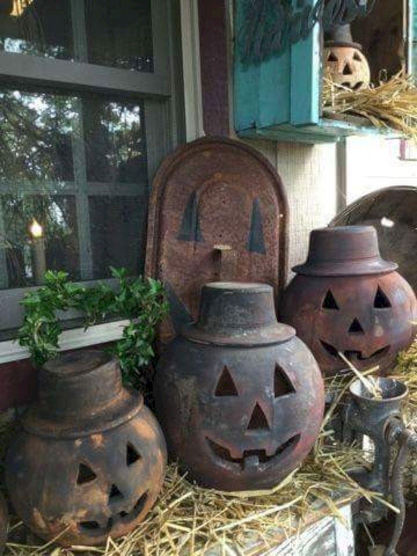 Lovely Fall Pumpkin Decor Ideas 22